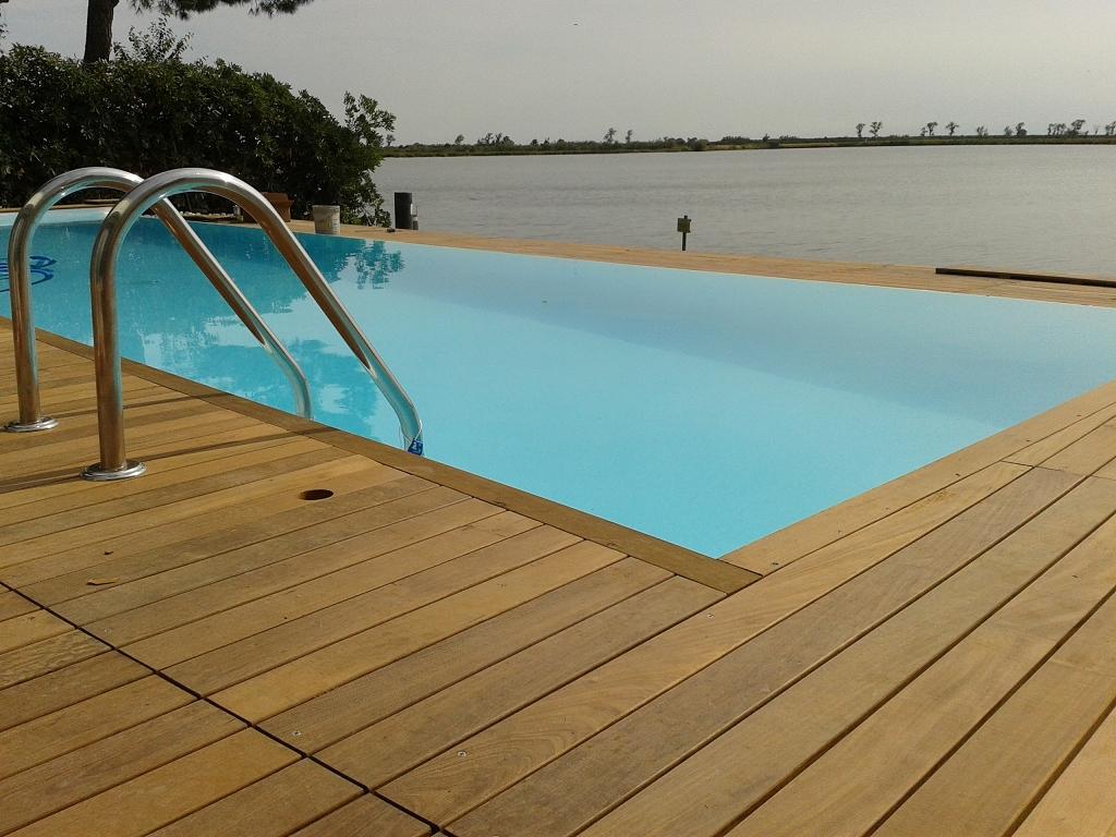 Piscine Sfioro A Cascata piscina sfioro a cascata | pozzi piscine
